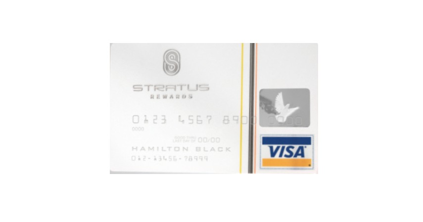 Stratus Rewards Visa - 6 Kartu Kredit Paling Terkenal di Dunia