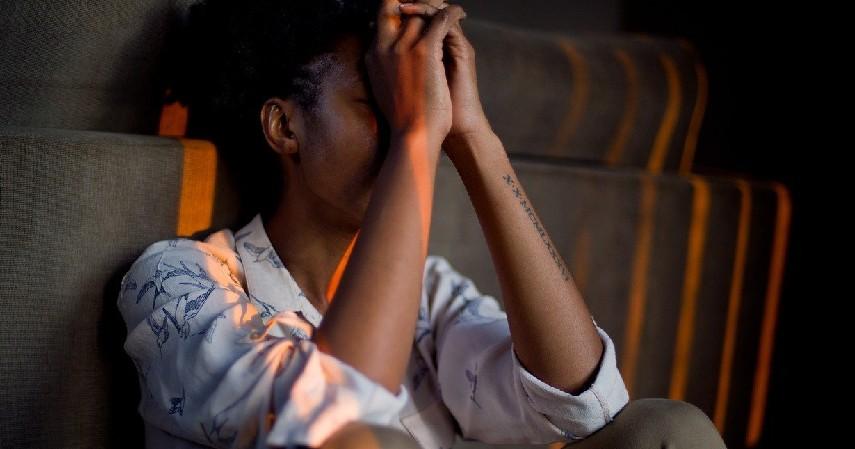 Stress - Penyebab Kram Otot