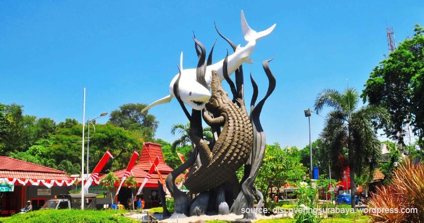 Surabaya - Kota Tertua di Indonesia