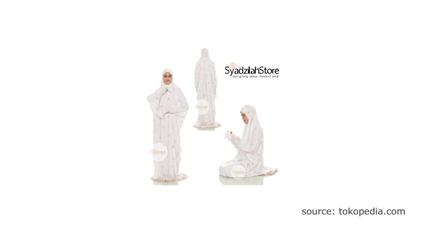 Syadzilah - Merk Mukena Terbaik dan Berkualitas