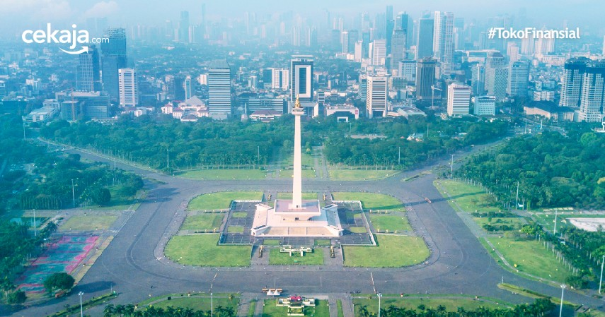 10 Tempat Ngabuburit Gratis di Jakarta yang Gak Bikin Kantong Jebol