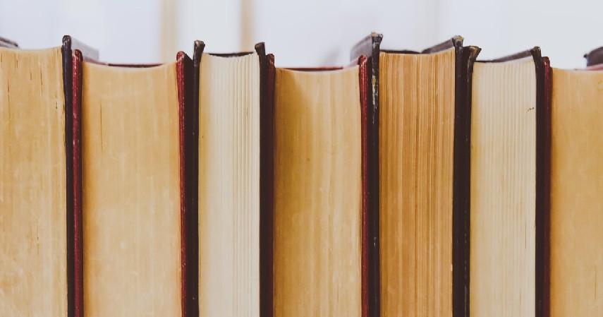 Tentukan jenis bukunya - Peluang Bisnis Buku Bekas dengan UangTeman