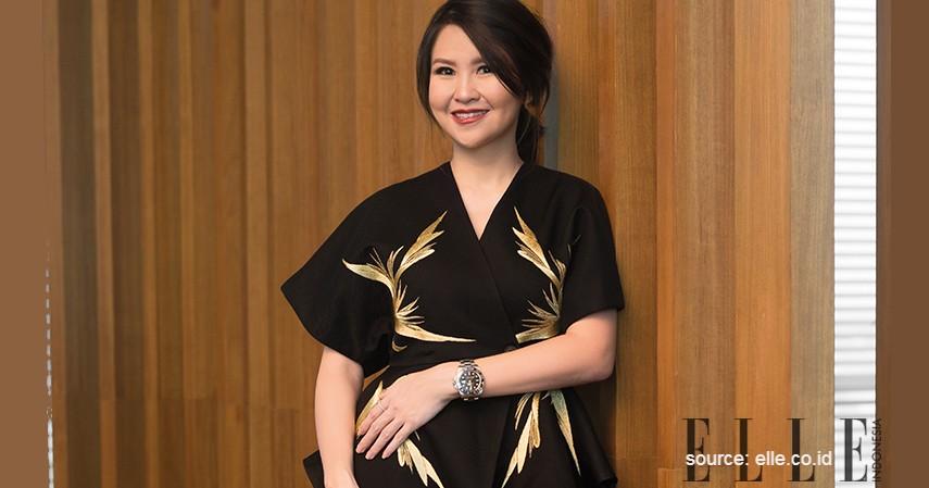 Teresa Wibowo - Daftar Wanita Terkaya di Indonesia