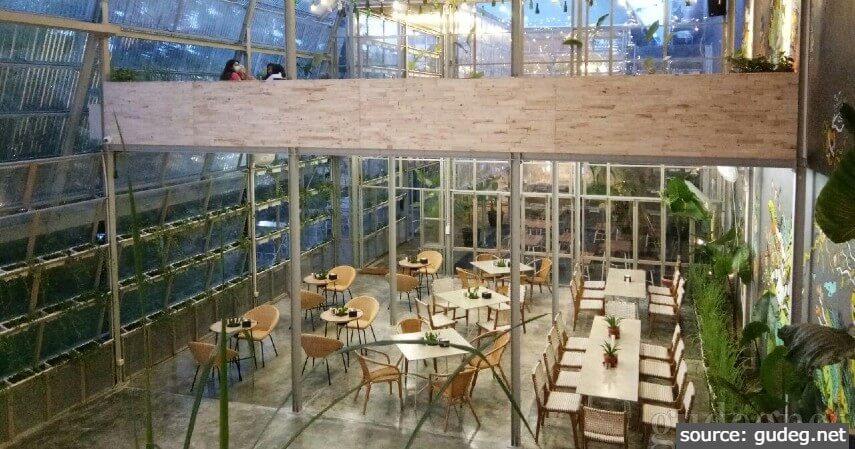 Terrasen Tea House Eatery - 11 Tempat Ngabuburit di Jogja Paling Asyik