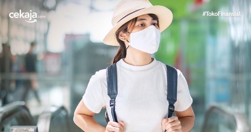 9 Tips Aman Solo Traveling ketika Pandemi, Patuhi Prokes Jadi Keutamaan