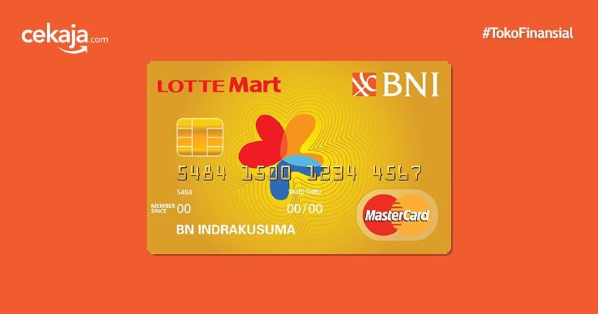 Tips Belanja Kebutuhan Puasa dengan Kartu Kredit BNI Lotte Mart Gold, Dijamin Makin Hemat!