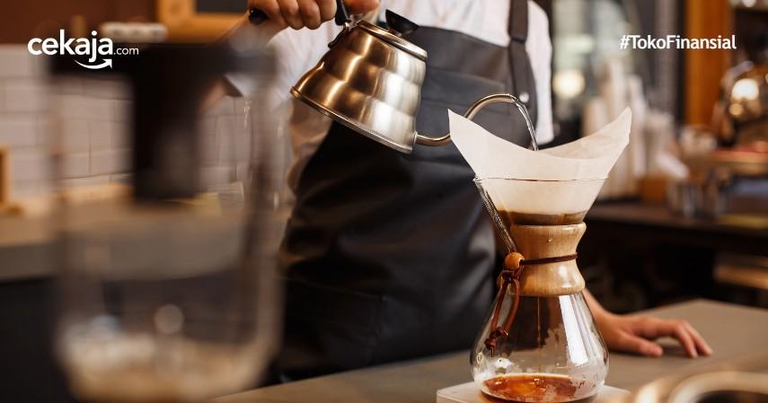 Tips Memulai Bisnis Kopi dengan Pinjaman UangTeman, Bisa Bangun Kafe Mini!