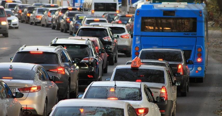 Transportasi Darat - Aturan Lengkap Larangan Mudik 2021