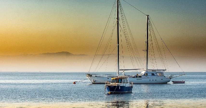 Transportasi Laut - Daerah yang Tak Masuk Larangan Mudik 2021