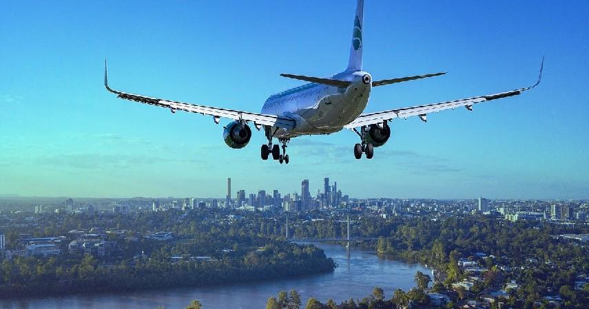 Transportasi Udara - Daerah yang Tak Masuk Larangan Mudik 2021