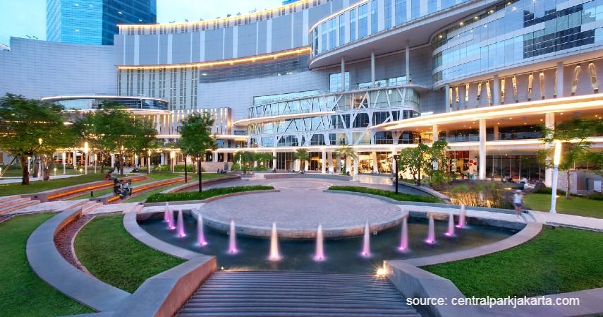 Tribeca Park - Tempat Ngabuburit Gratis di Jakarta