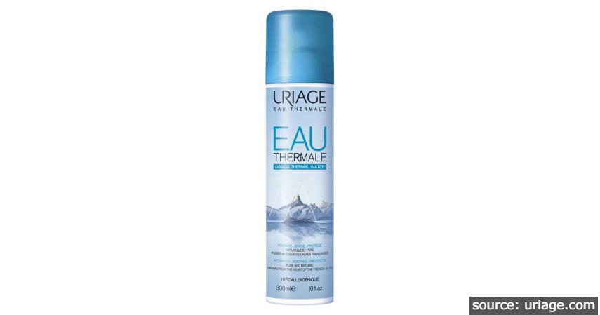 Uriage Thermal Water Spray - 10 Merk Face Mist Terbaik