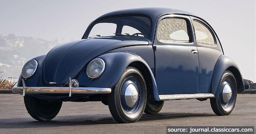 Volkswagen Beetle - 10 Daftar Mobil Klasik Terpopuler di Indonesia