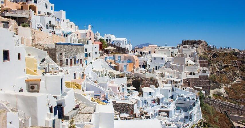 Yunani - 6 Negara yang Bisa Dikunjungi Dengan Syarat Vaksin Covid-19