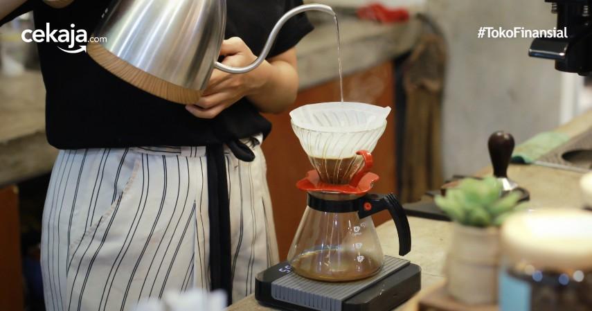 Bisnis Coffee Shop Modal di Bawah Rp20 Juta, Bisa?