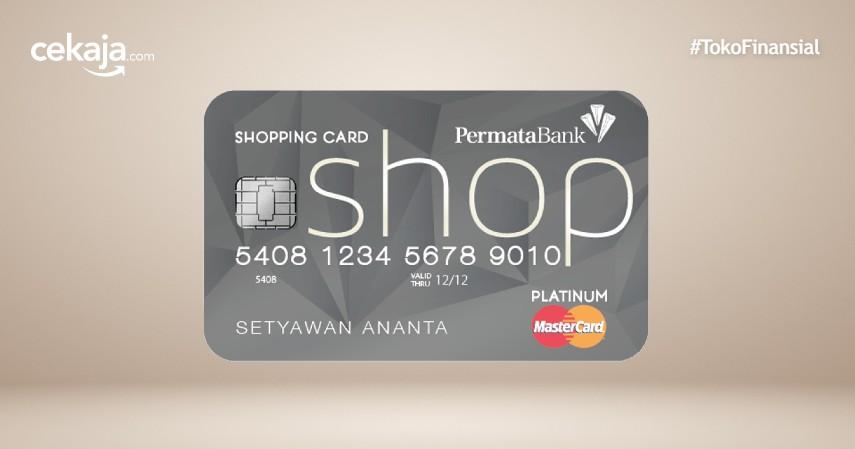 Cara Apply Kartu Kredit Permata Shopping Card Platinum lewat CekAja