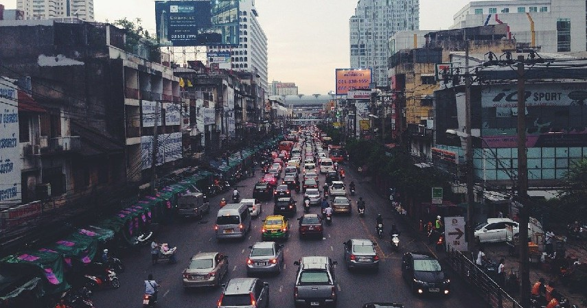 dalam Kota - Daerah yang Tak Masuk Larangan Mudik 2021