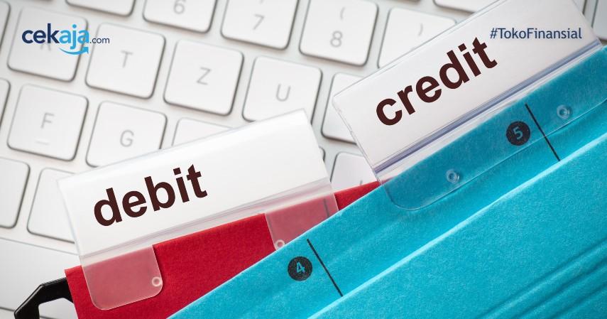 Perbedaan Kredit dan Debit di Bidang Perbankan, Apa Saja?