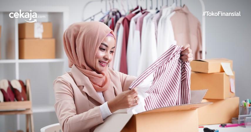 Pinjaman KTA Permata untuk Bisnis Gamis, Dijamin Ringan Bunganya