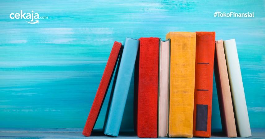 5 Toko Buku Online Terbaik, Yuk Beli Buku dan Tumbuhkan Hobi Membaca Sejak Dini!