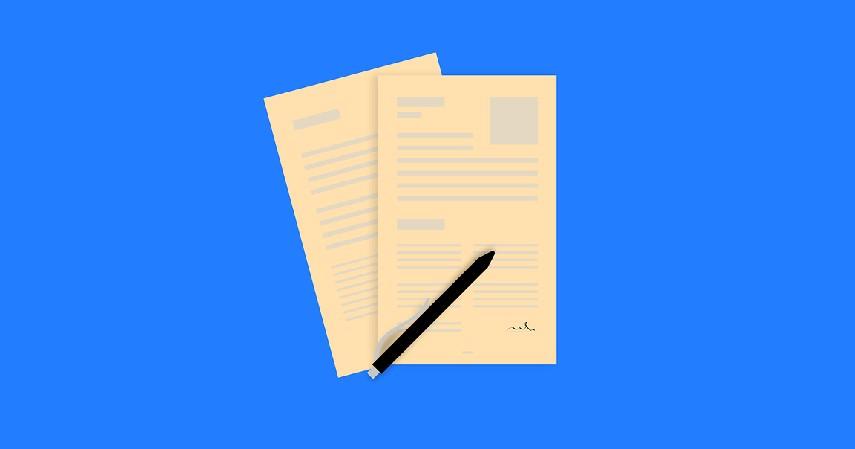 Bagian isi - Cara Membuat Surat Perjanjian Jual Beli
