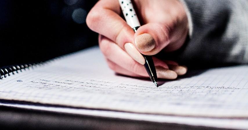 Bagian pembuka - Cara Membuat Surat Perjanjian Jual Beli