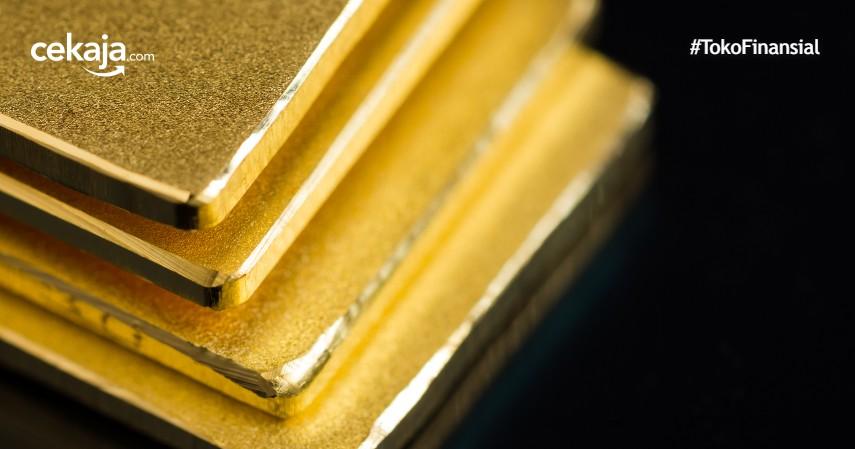 Beli Emas Kredit atau Tunai? Yuk, Cari Tahu Informasi Beserta Keuntungan dan Kerugiannya