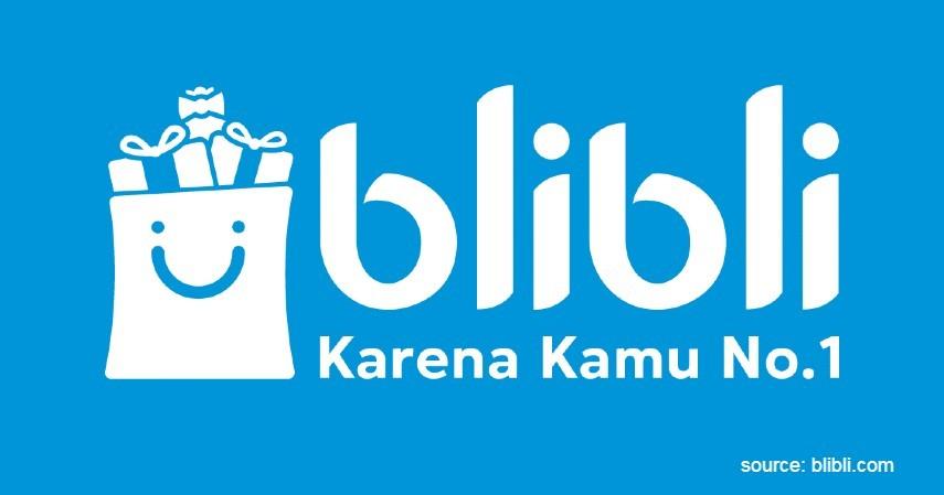 Blibli - Daftar Promo BNI E-Commerce