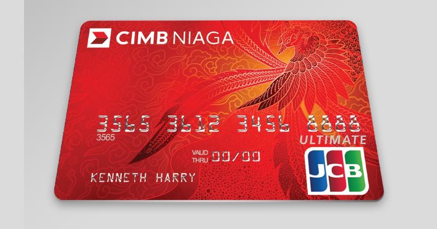 CIMB Niaga Ultimate - 5 Jenis Kartu Kredit CIMB Niaga Premium