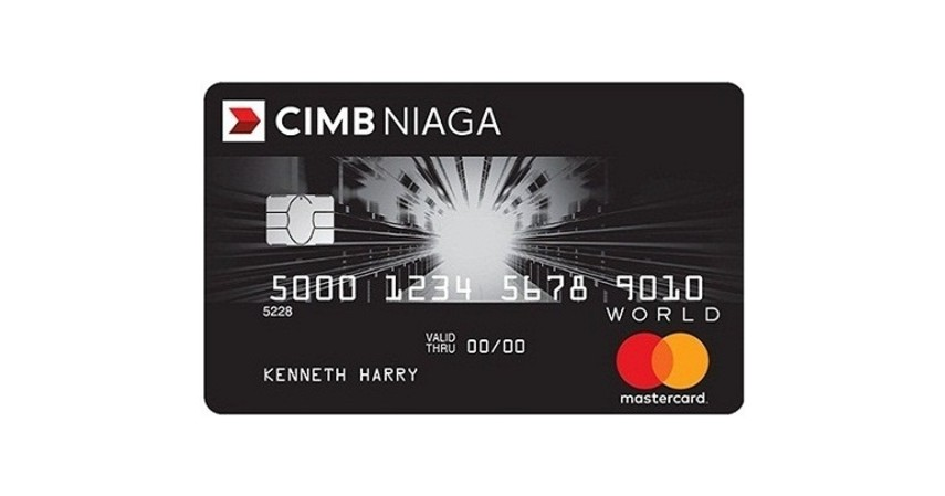 CIMB Niaga World - 5 Jenis Kartu Kredit CIMB Niaga Premium