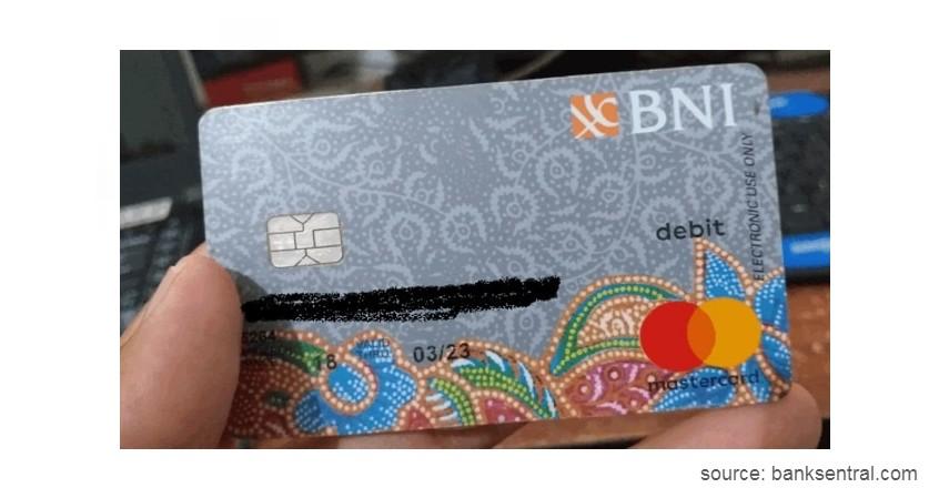 Debit BNI Silver - Jenis-Jenis Kartu Debit BNI