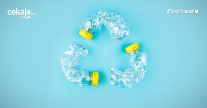 9 Ide Bisnis Kerajinan dari Sampah Plastik, Modal Kecil Cuan Banyak