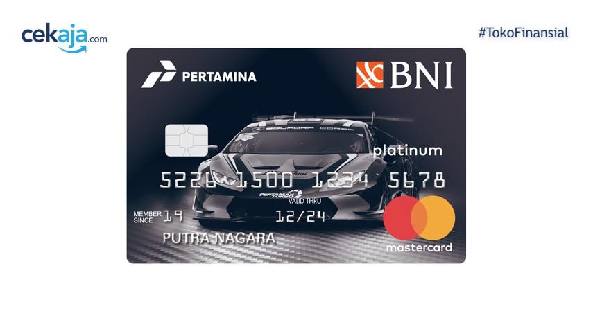 3 Keuntungan Memiliki Kartu Kredit BNI Pertamina Platinum