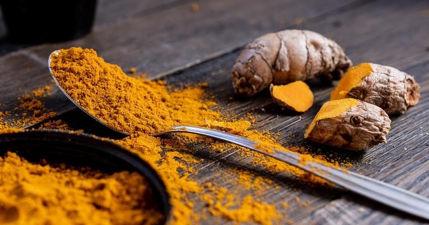 Kunyit - Obat Tradisional dan Alami untuk Asam Lambung