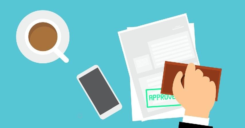 Mengesahkan perjanjian - Cara Membuat Surat Perjanjian Jual Beli