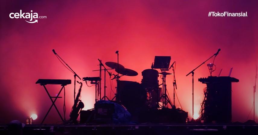7 Peluang Bisnis di Dunia Musik Saat Masa Pandemi