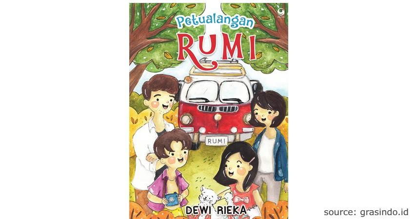 Petualangan Rumi - 10 Rekomendasi Buku Cerita Terbaik untuk Anak