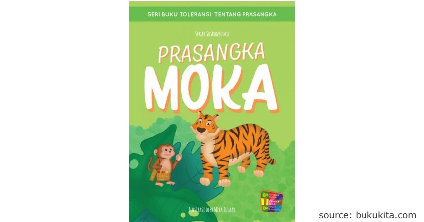 Prasangka Moka - 10 Rekomendasi Buku Cerita Terbaik untuk Anak