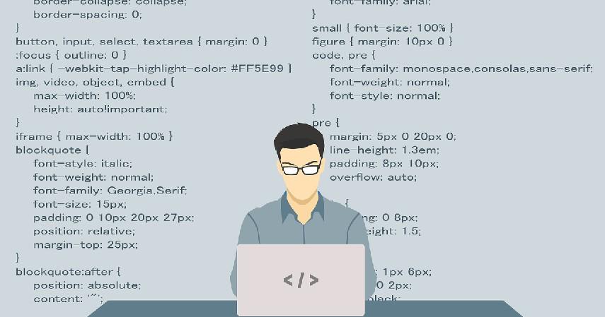 Programmer - Peluang Bisnis Sampingan Mahasiswa
