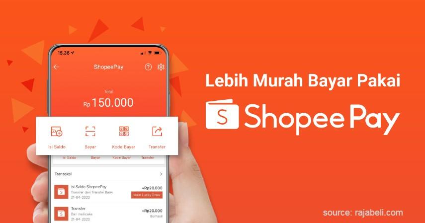 ShopeePay - Cara Bayar Tagihan Shopee PayLater