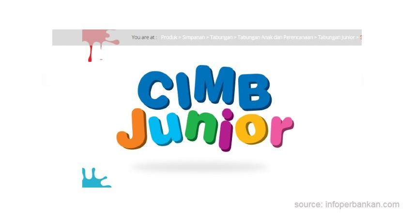 Tabungan CIMB Junior - Produk Tabungan Anak Terbaik