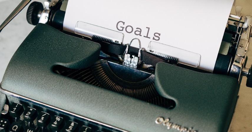Tentukan tujuan investasi - 5 Langkah Melakukan Diversifikasi Portofolio Investasi Biar Gak Rugi