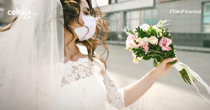 5 Tips Mengadakan Pernikahan di Tengah Pandemi Bersama KTA OK Bank