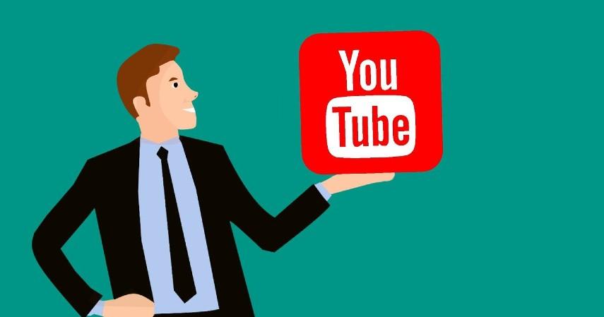 YouTuber - Peluang Bisnis di Dunia Musik