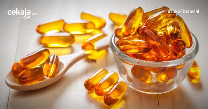 Daftar Merk Vitamin D Terbaik untuk Kesehatan Tubuh