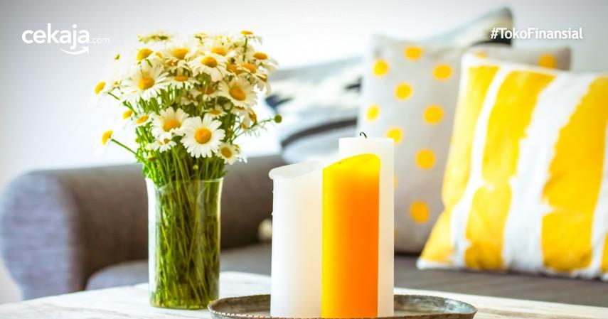 13 Macam Bunga Hias, Cocok Bikin Rumah Tampak Lebih Indah