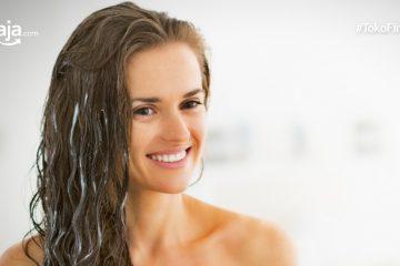 7 Merk Conditioner Terbaik untuk Rambut Keriting