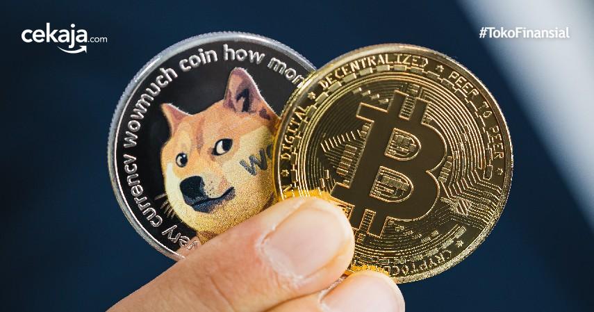 3 Perbedaan Dogecoin dan Bitcoin, Mata Uang Kripto yang Tengah Populer di Masyarakat