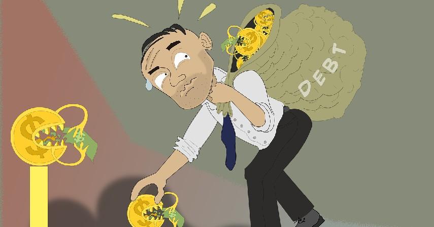 Cek utang - Cara Mengelola Uang saat Menganggur