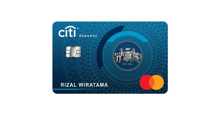 Citi Rewards Card - 9 Kartu Kredit Reward Terbaik